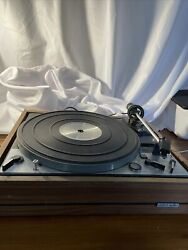 Dual 1229 Turntable For Parts Or Repair