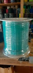 1/2 X 600 Ft.premium Double Braid-yacht Braid Polyester Rope. Turquoise