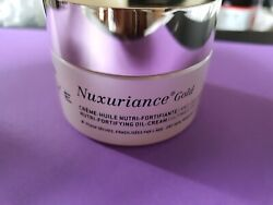 Nuxe Nuxuriance Gold Crandegraveme-huile Nutri-fortifiante 50ml