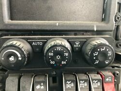 2021 Kenworth T880 Heater And Ac Temp Control 3 Knob 5 Button