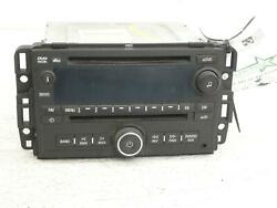 Radio Id15923583 4dr-pu Chevy Avalanche 1500 07 08 Sold As Is No Warranty