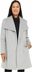 Vince Camuto Belted Single Breasted Wool Coat V20772x-za