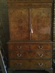 George Ii Linen Press18th Century Formerly Owned By Ruth And Bernard Madoff