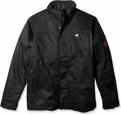 Caterpillar Menand039s Big And Tall Flame Resistant Insulated Jacket