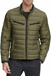 Marc New York By Andrew Men's Grymes Diamond Quilted Four Pocket...