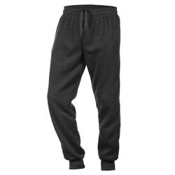 24 Lot Wholesale Menand039s Fleece Lined Jogger Draw String Sweat Pants Running