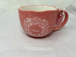 Pink Nana Coffee Cup By Lang Design Cer0912-621