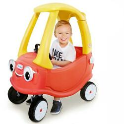 Baby Ride On Car Toy Plastic Toddler Vehicle Kid Drive Play Game Toy Buggy Cart