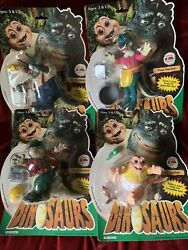 Baby Sinclair Official Dinosaurs Tv Hasbro Figure 1991 Factory Sealed 3 Others