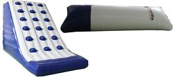 Climber And Water Pillow Floating Water Park