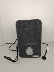 Germguardian Ac4100 3-in-1 Air Purifier With Hepa Filter Uv-c Sanitizer