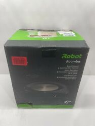 Irobot - Roomba S9+ Wi-fi Connected Robot Vacuum With Automatic Dirt Disposal