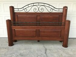 Bob Timberlake Lexington King Bed Cherry Bedroom Made In Usa Pickup Only