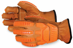Superior Drivers Glove With Anti-impact D30 Back Size Xxxl - Pack Of 100
