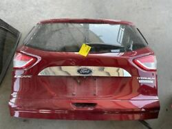 Trunk/hatch/tailgate Privacy Tint Glass Power Lift Fits 13-16 Escape 1518233