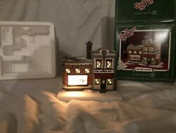Retired Rare Dept 56 A Christmas Story Leg Lamp Factory 4047179 - Tested