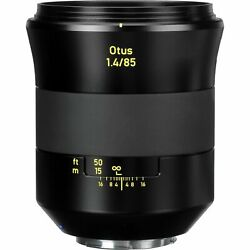 Zeiss Otus 85mm F/1.4 Ze For Canon Mount | Gst Included