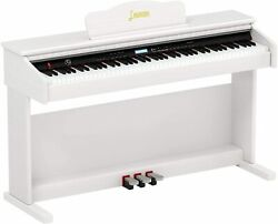 88 Key Digital Piano Electric Keyboard Piano For Beginner With Music Stand