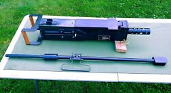 Browning M2 50 Cal , .50 Caliber , M2 , Replica Live Action Full-scale, Metal