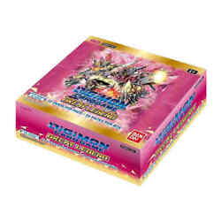 Digimon English Tcg Great Legend Booster Box Sealed Factory New