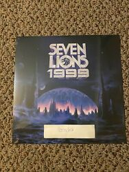 New Free Same Day Shipping - Seven Lions 1999 Vinyl Exclusive
