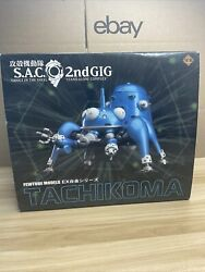 Ghost In The Shell S.a.c. 2nd Gig Ex Alloy Tachikoma Non-scale Painted Figure Us