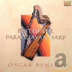 Oscar Benito - Best Of Paraguayan Harp - Cd - Excellent Condition - Rare