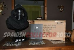 Kylo Ren Life Size Bust Star Wars / Busto Escala Real