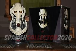 Star Wars General Grievous Life-size Bust Sideshow