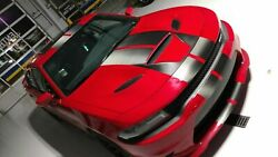 Dual Stripe Kit - Full Body Fits Hellcat Scat Pack And Gt Charger 2015-2021 Nice