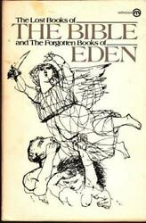 Lost Books Of Bible And Forgotten Books Of Eden By Rutherford Hayes Platt