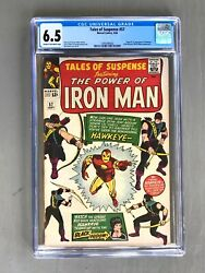 Tales Of Suspense 57 First Appearance Of Hawkeye Cgc 6.5 1964 Disney + Show