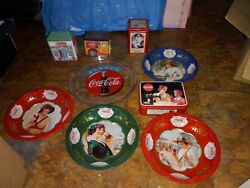 Mix Coca Cola Collective Items All 1993 Almost 30 Years Old