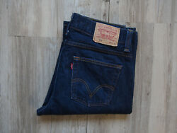 512 0180 Bootcut Jeans W33 L32 Sold Out+ Discontinued Ub512