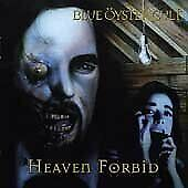 Blue Oyster Cult - Heaven Forbid - Cd - Excellent Condition - Rare