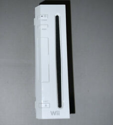 Nintendo Wii Console Only - Tested And Works - Rvl-001 Replacement Wii Console