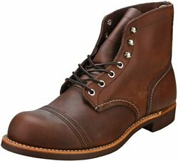 Red Wing Menand039s Iron Ranger 6 Boot