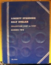 Walking Liberty Half Collection-1937-1947-27 Silver Coins 3 Missing