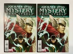 Journey Into Mystery 622 2011 - 2 Copies   1st First Appearance Of Ikol