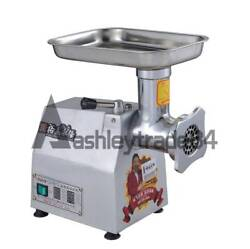 Commercial Stainless Steel 220kg/h 220v Watt Electric Meat Grinder 1.1kw Yq-22a