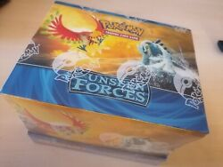 Display Pokemon Unseen Forces Sealed