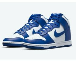 Nike Dunk High Game Royal Ps 2y - Mens 13 Dd1399-102 Blue Kentucky New In Hand