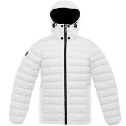 Triple F.a.t. Goose Water Resistant Logan Lightweight Goose Down Puffer Jacket