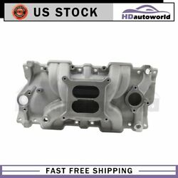 Fits 1955-1986 Small Block Chevy 262-400 New Engine Intake Manifold