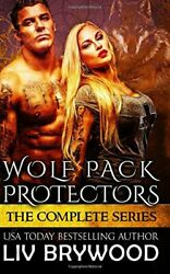 Wolf Pack Protectors By Liv Brywood Brand New