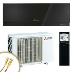 Mitsubishi Air Conditioning Msz-ef25vgkb 25 Kw Quick-connect