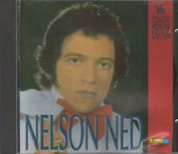 Nelson Ned - 16 Grandes Exitos - Cd - Nintendo - Excellent Condition
