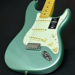 Fender American Professional Ii Stratocaster New Electric Guitar