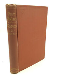 First Families Of The Sierras By Joaquin Miller - 1876 - 1st Ed. - Western -