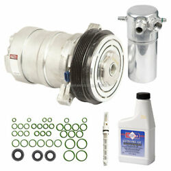 For Chevy Lumina Apv Olds Silhouette Oem Ac Compressor W/ A/c Repair Kit Tcp
